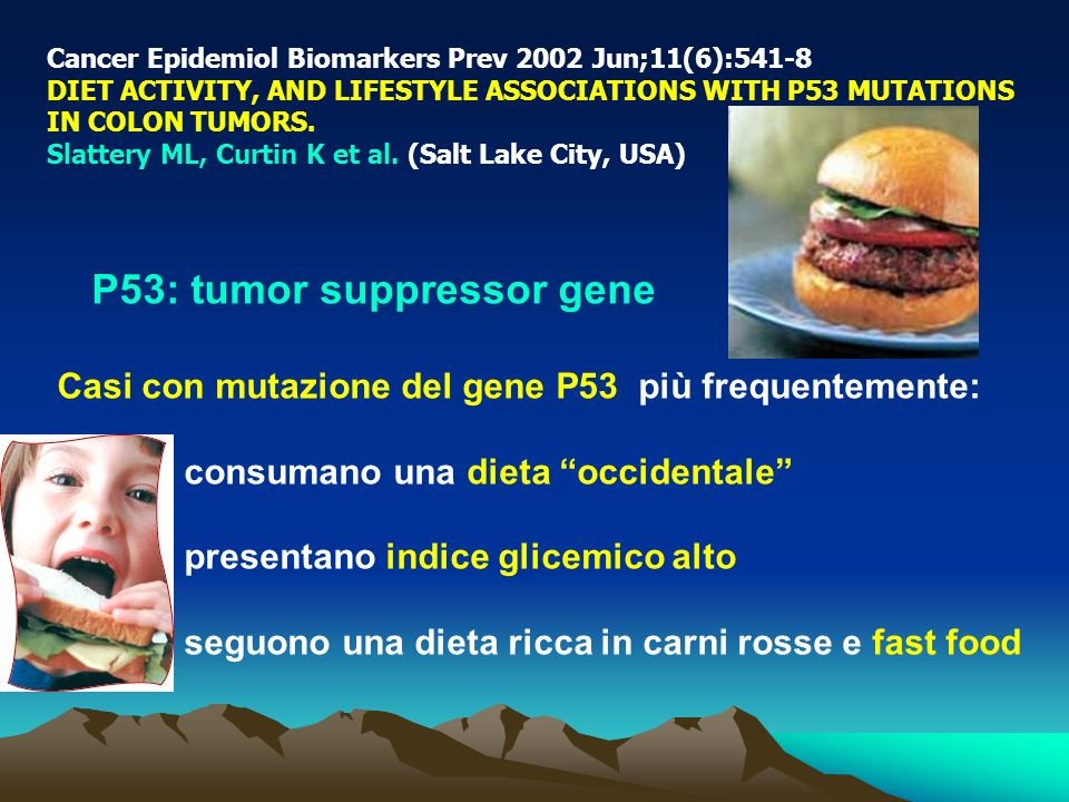 P53: tumor suppressor gene