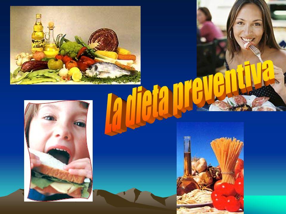 La dieta preventiva