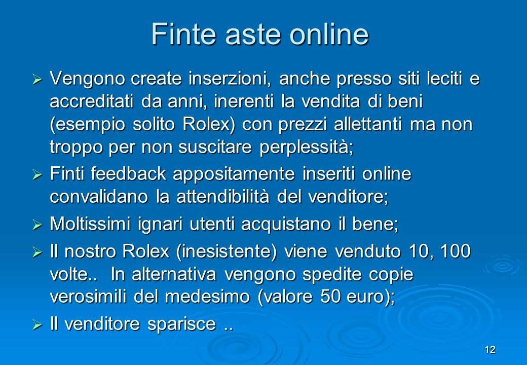 Finte aste online