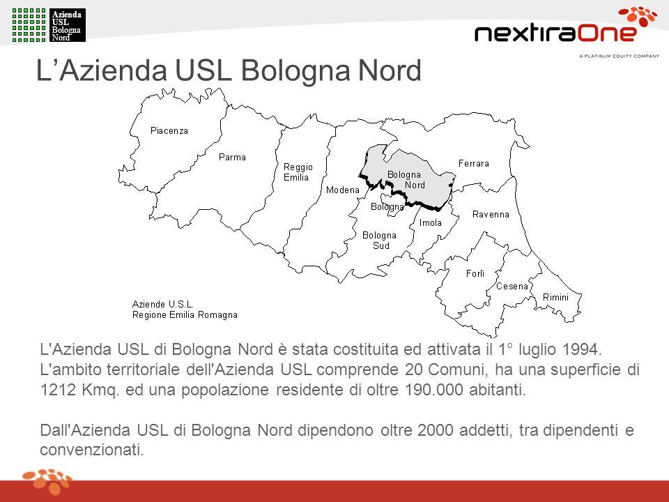 L'Azienda USL Bologna Nord
