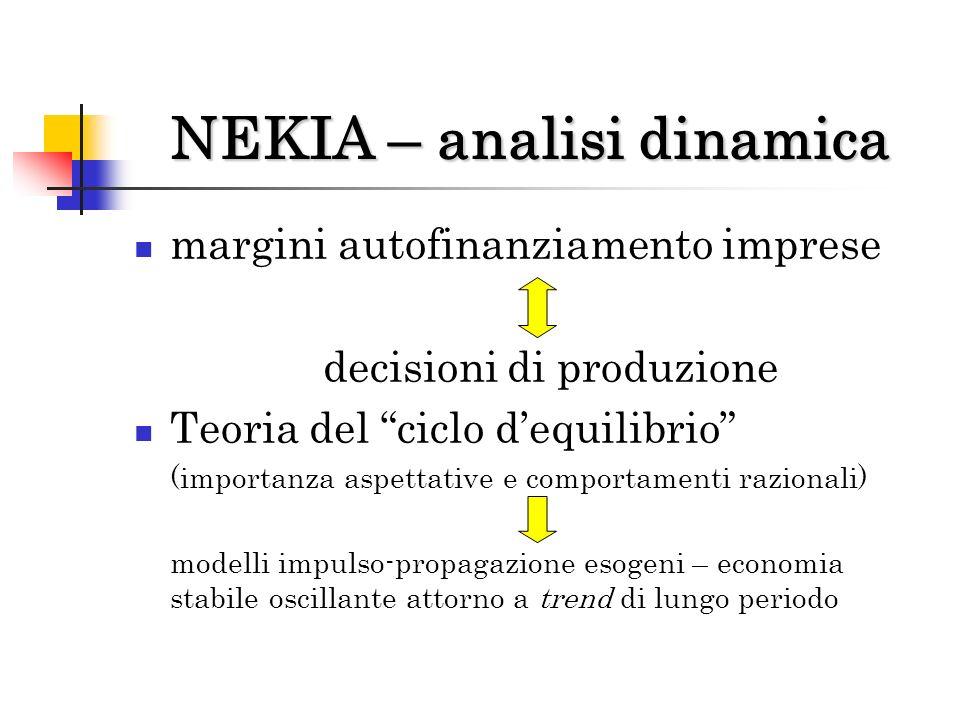 NEKIA – analisi dinamica