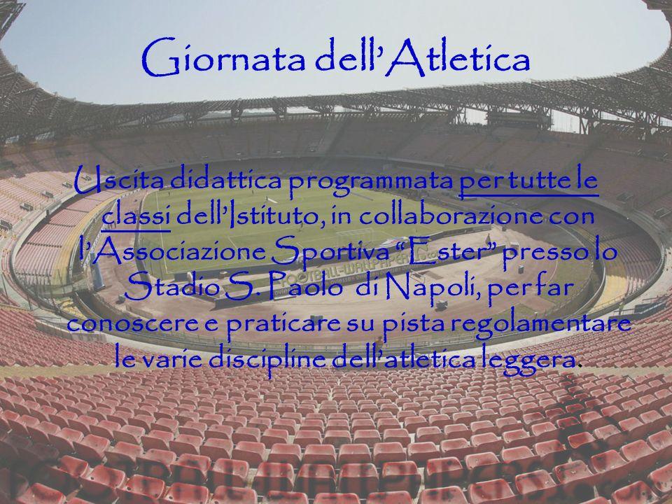 Giornata dell'Atletica