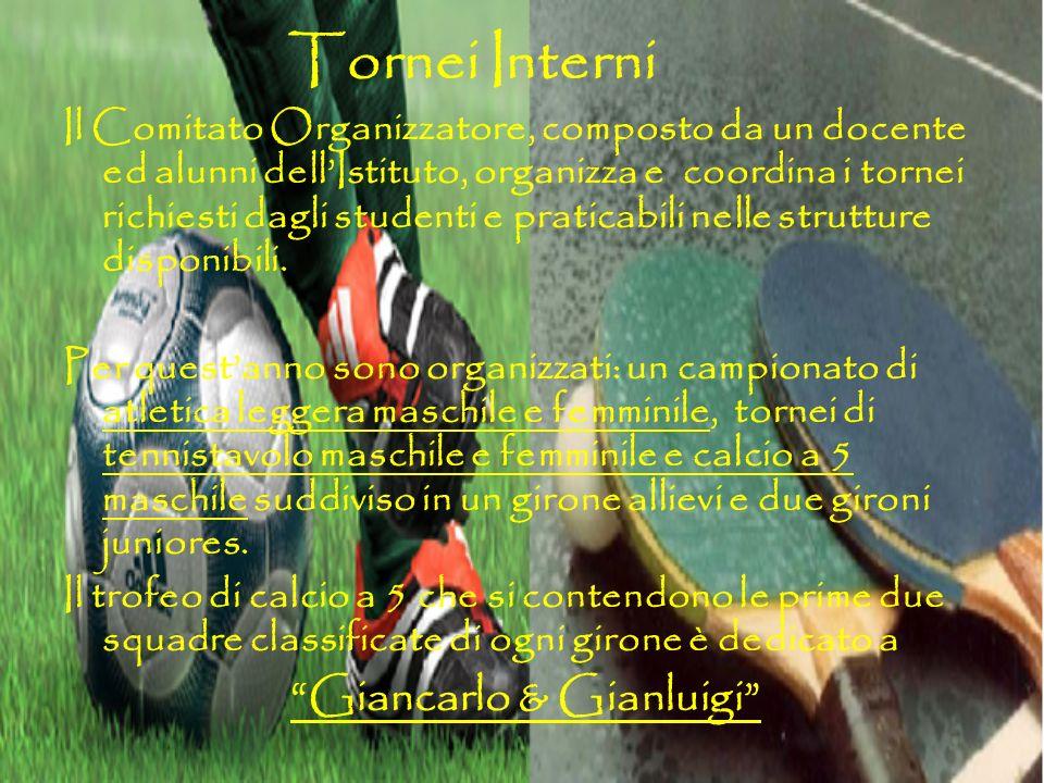 Tornei Interni