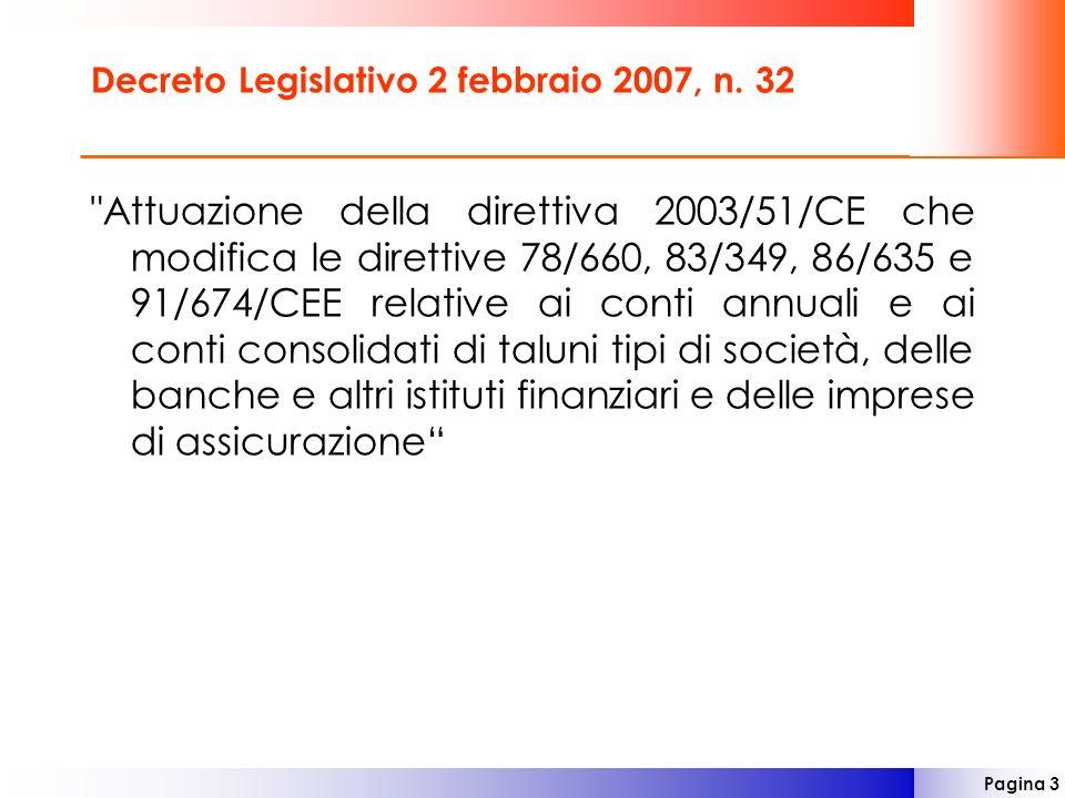 Decreto Legislativo 2 febbraio 2007, n. 32