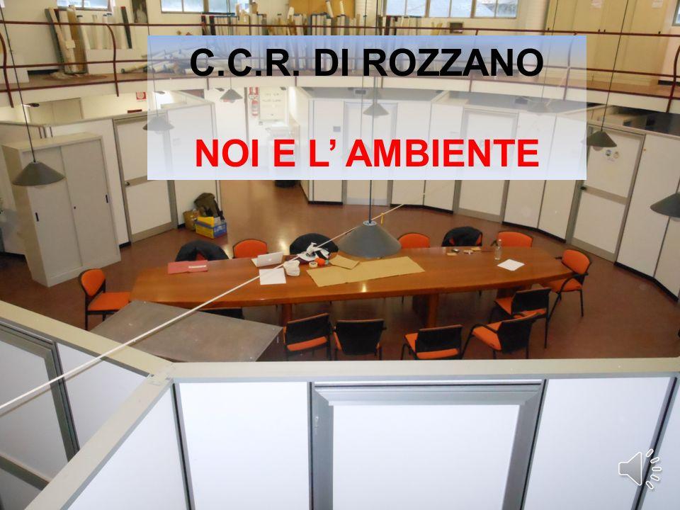 C.C.R. DI ROZZANO NOI E L' AMBIENTE