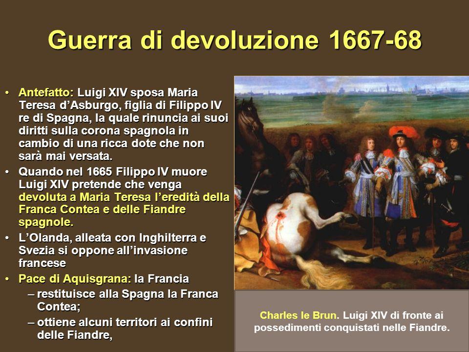 Guerra di devoluzione 1667-68