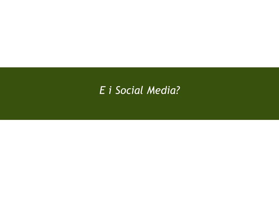 E i Social Media