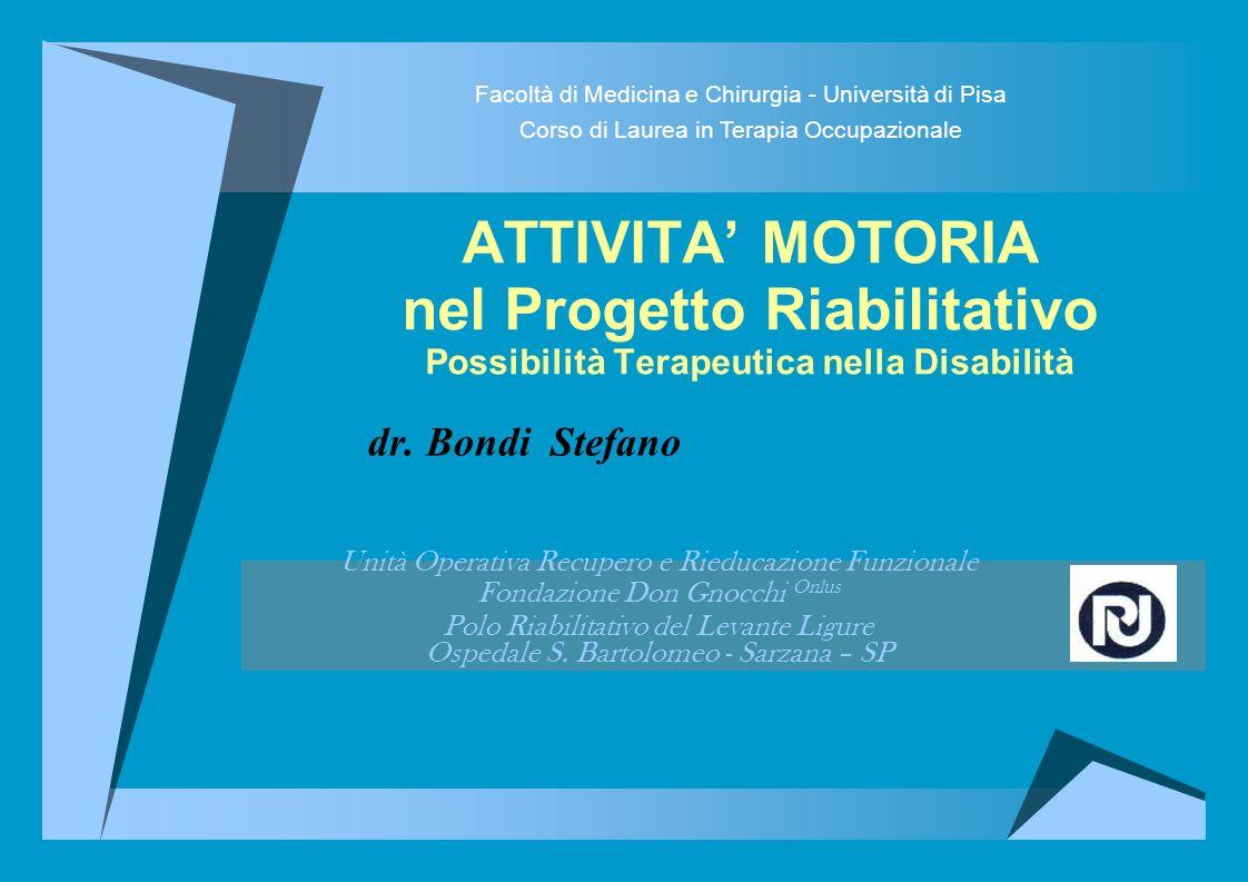 Facoltà di Medicina e Chirurgia - Università di Pisa