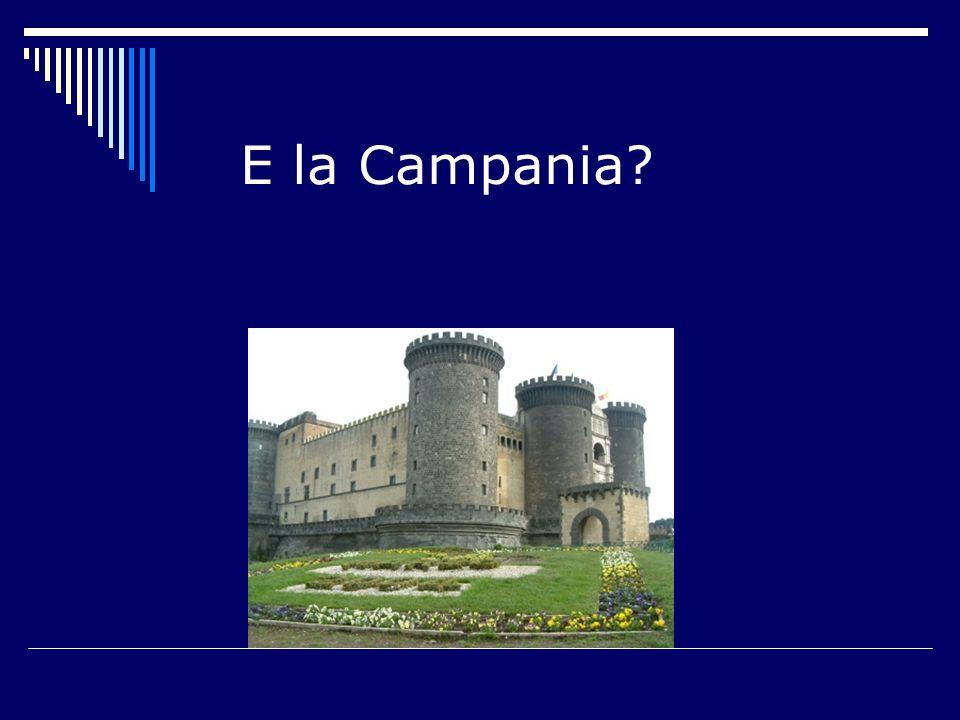 E la Campania