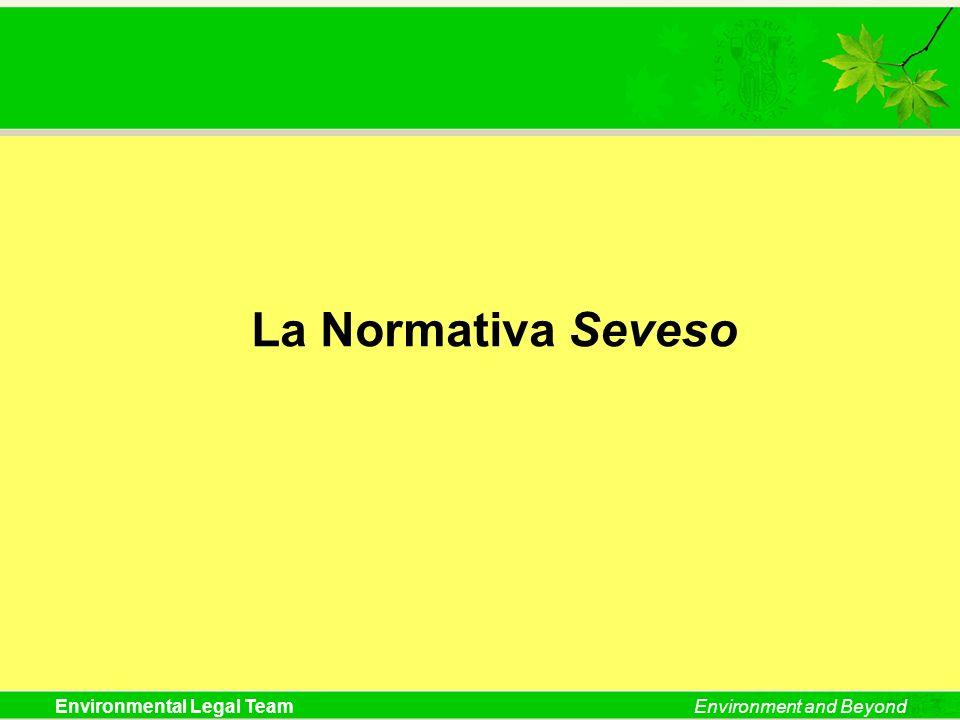 La Normativa Seveso
