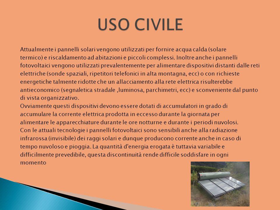 USO CIVILE