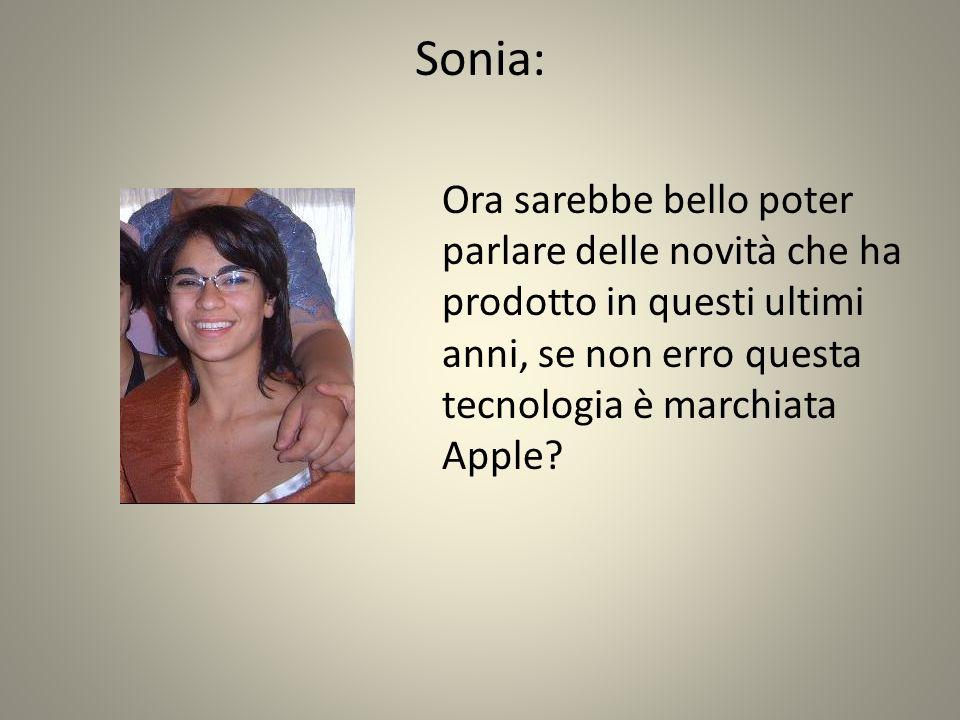 Sonia: