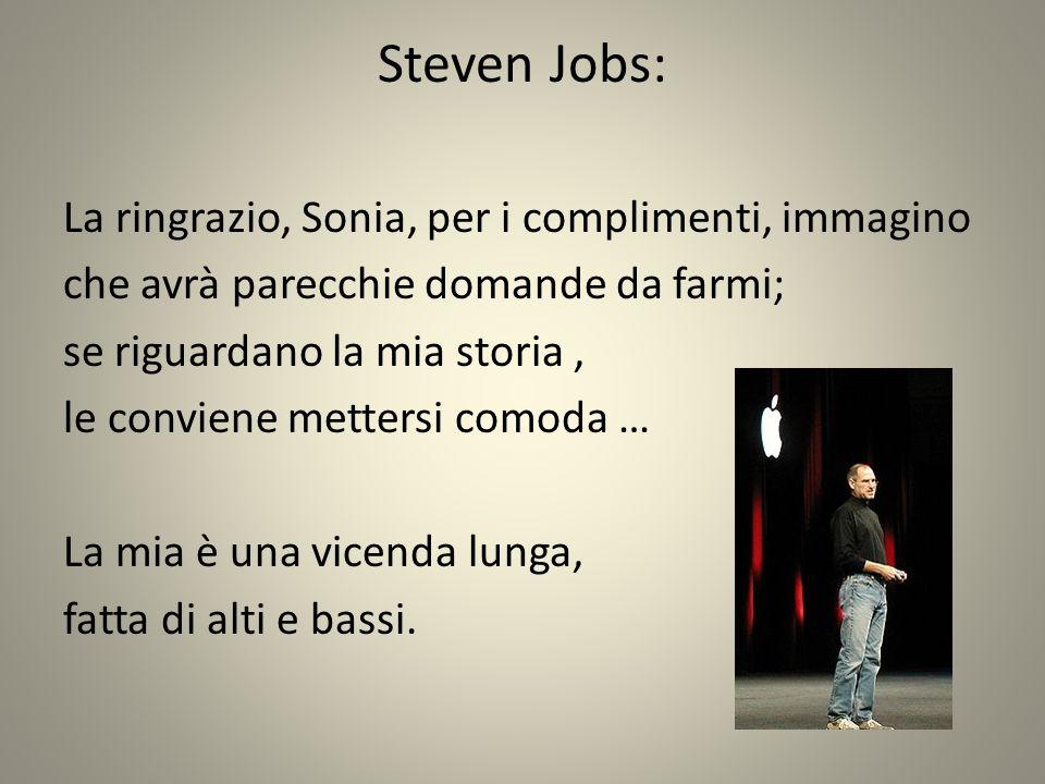 Steven Jobs: