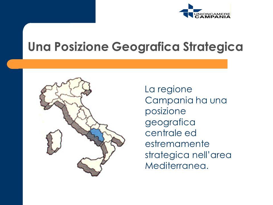 Una Posizione Geografica Strategica