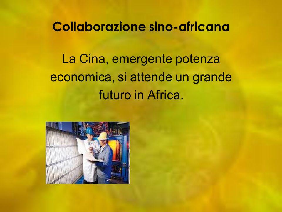 Collaborazione sino-africana