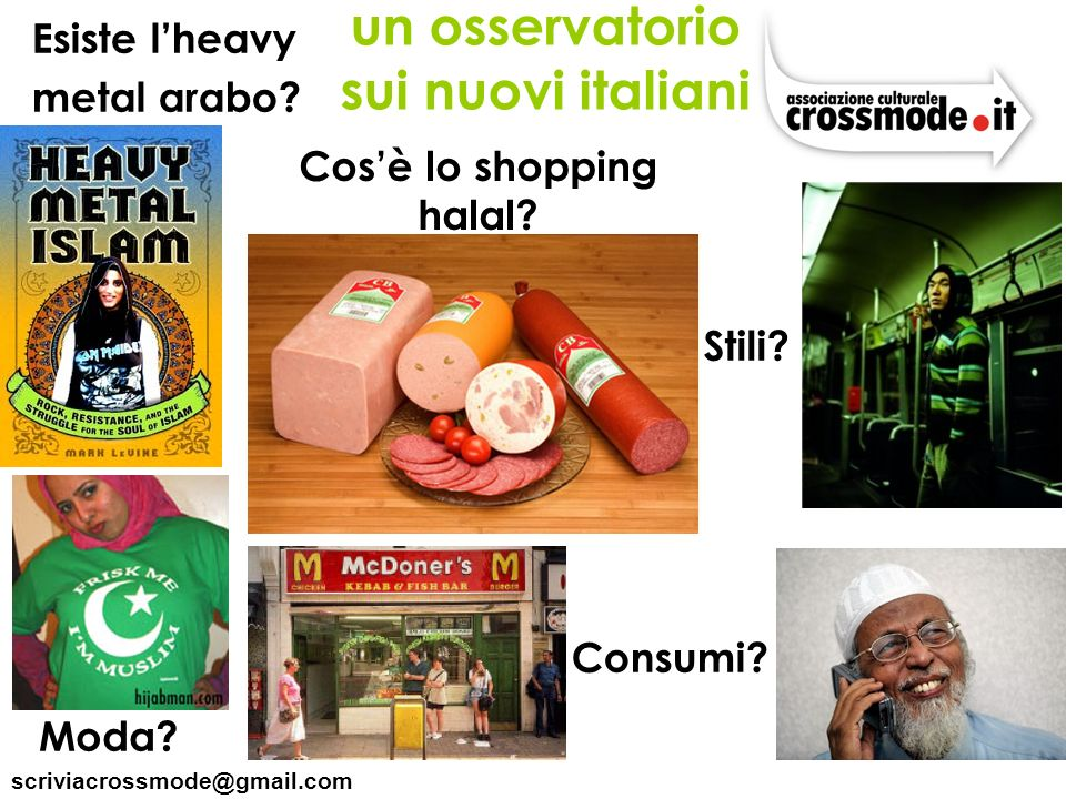 Cos'è lo shopping halal