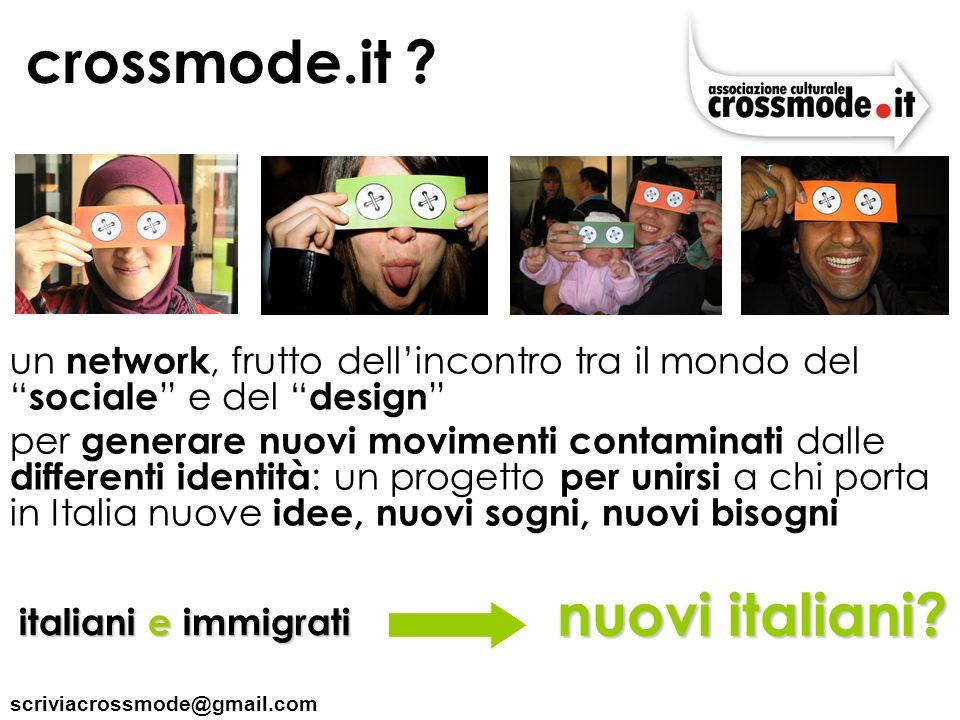 crossmode.it nuovi italiani