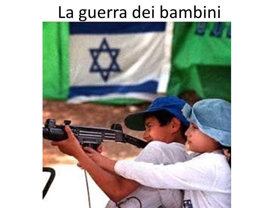 La guerra dei bambini