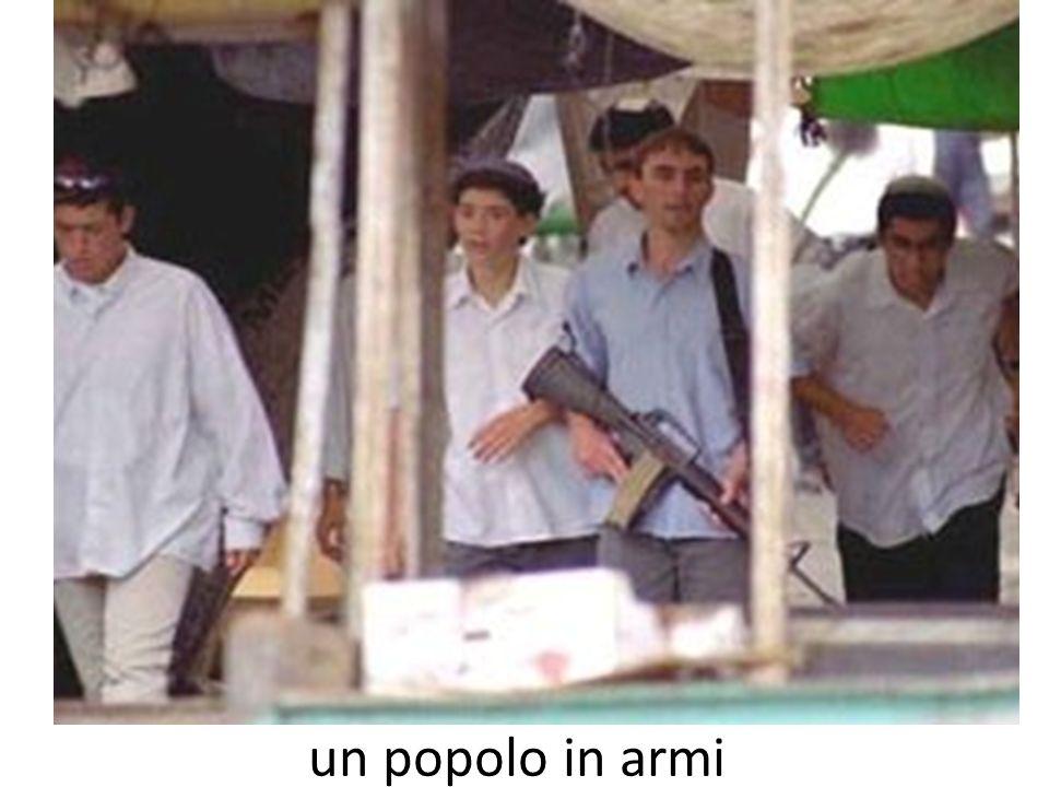 un popolo in armi