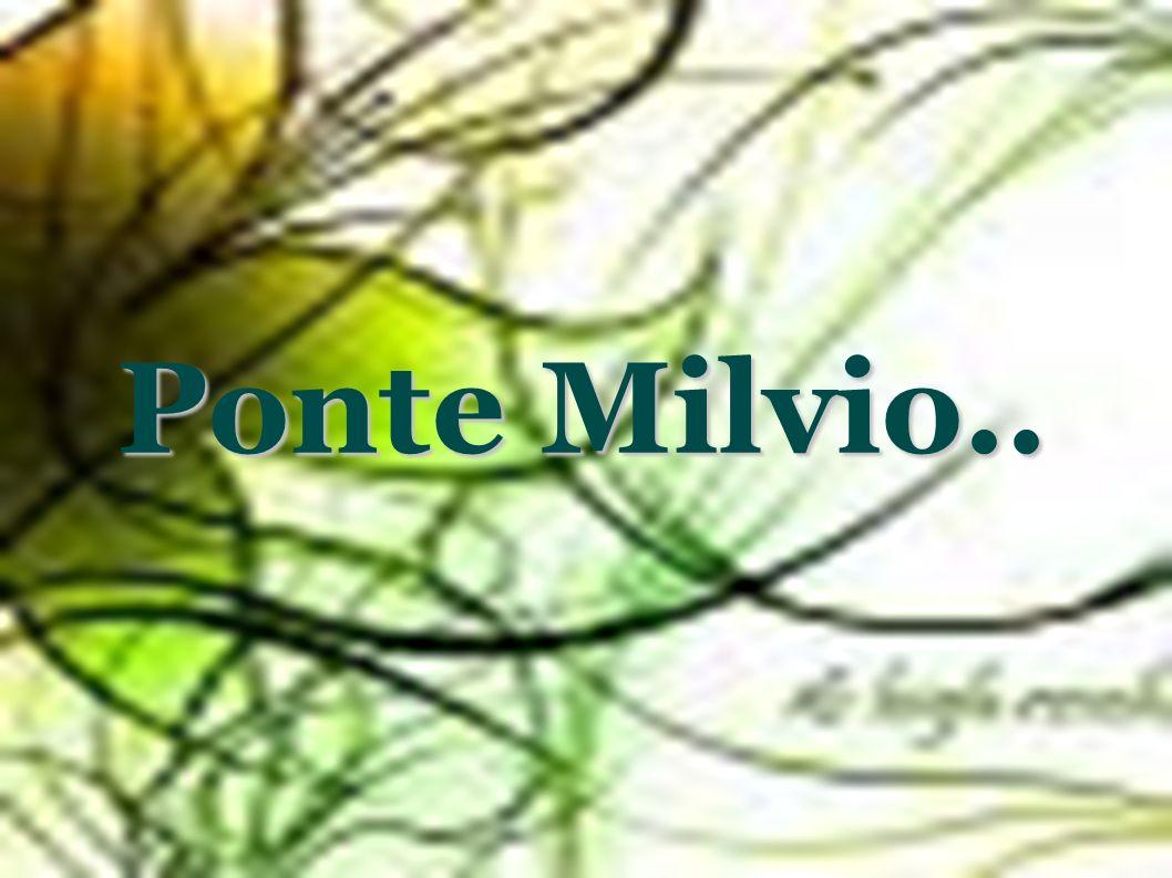 Ponte Milvio..