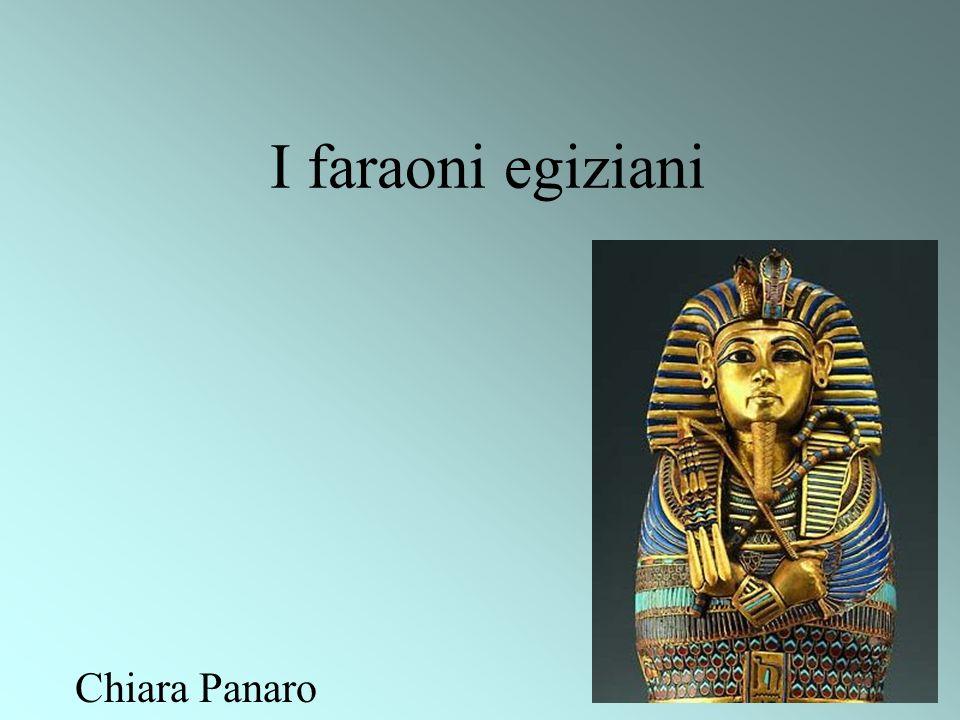 I faraoni egiziani Qua si vede Tutanchamun un Dio egitto Chiara Panaro