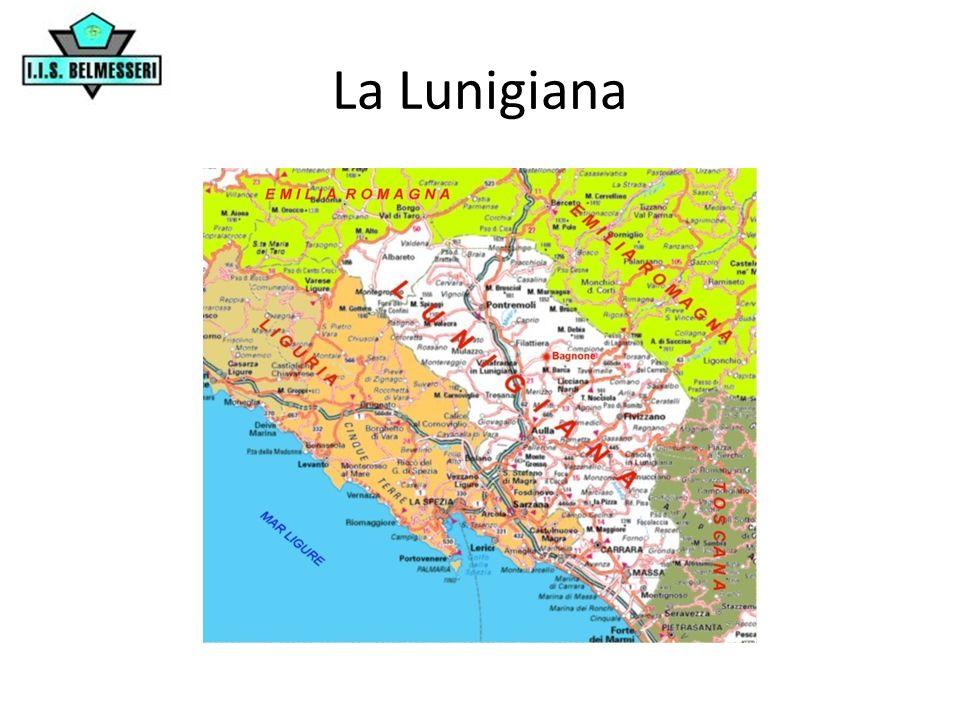 La Lunigiana