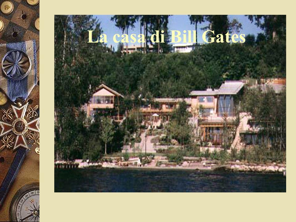 La casa di Bill Gates