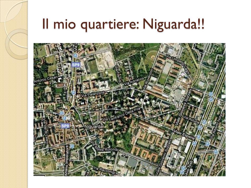 Il mio quartiere: Niguarda!!