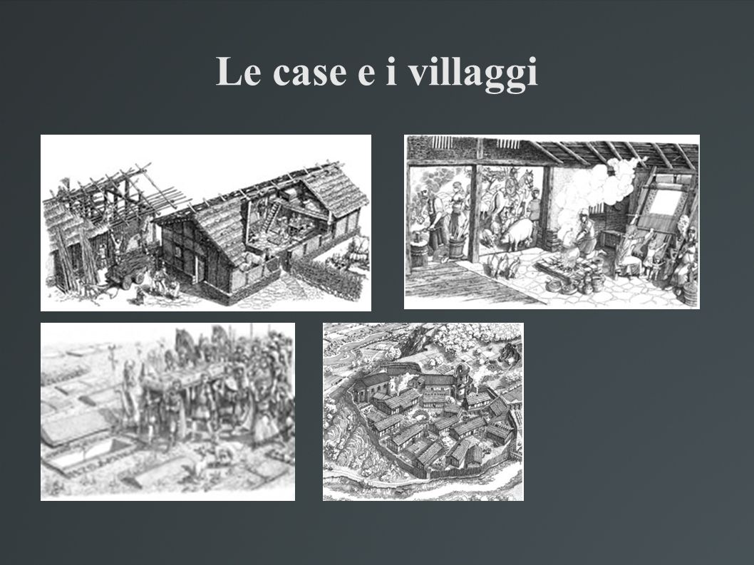 Le case e i villaggi 11