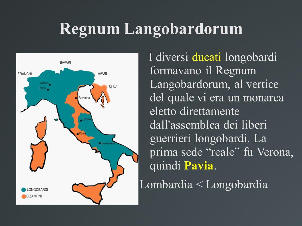 Regnum Langobardorum