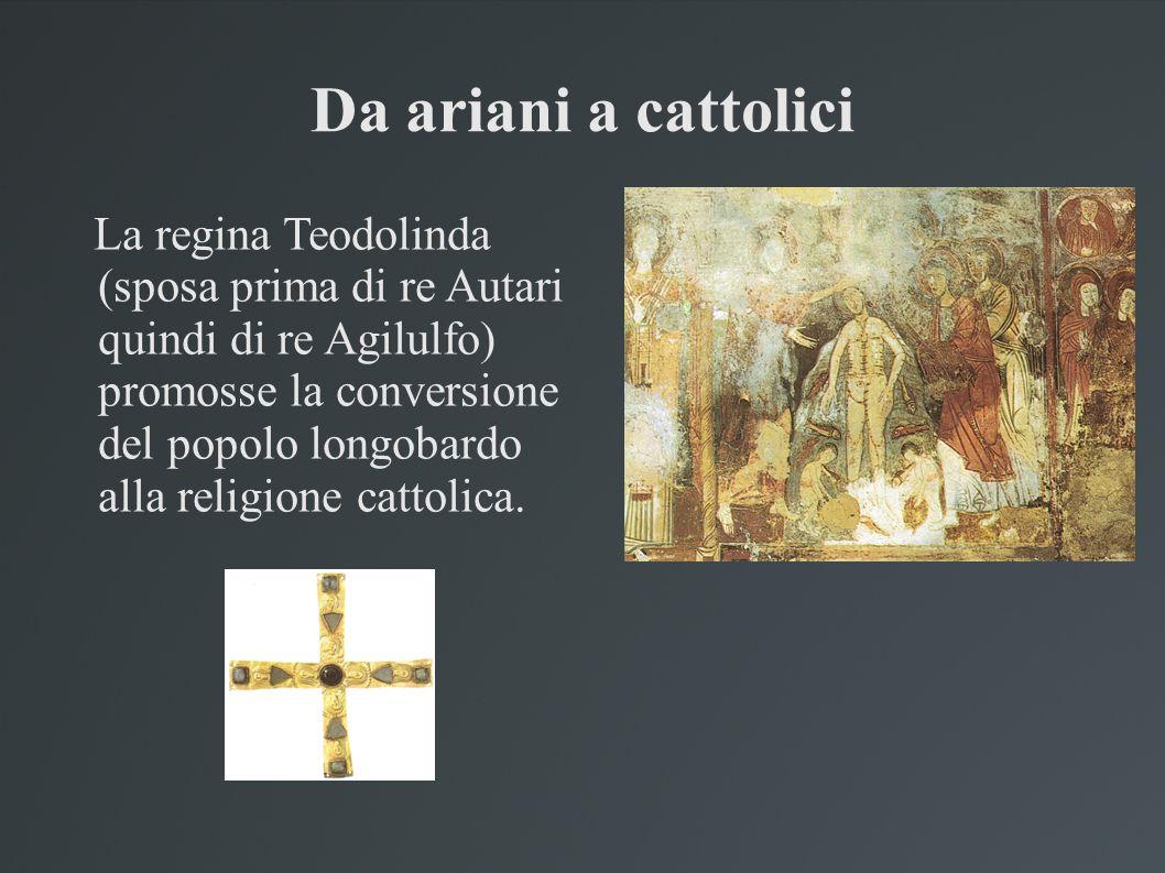 Da ariani a cattolici