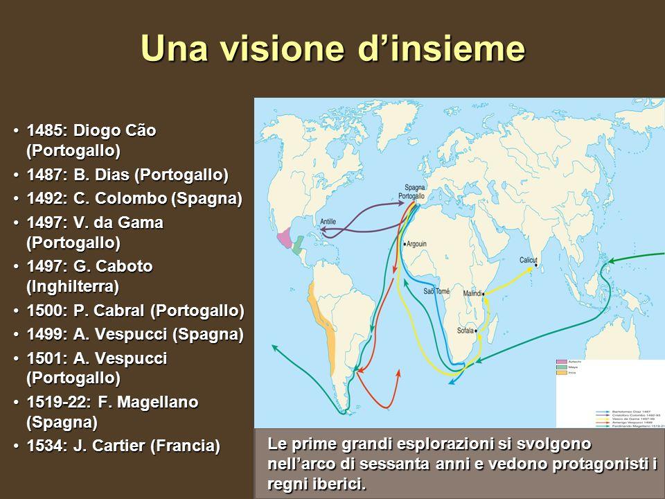 Una visione d'insieme 1485: Diogo Cão (Portogallo)