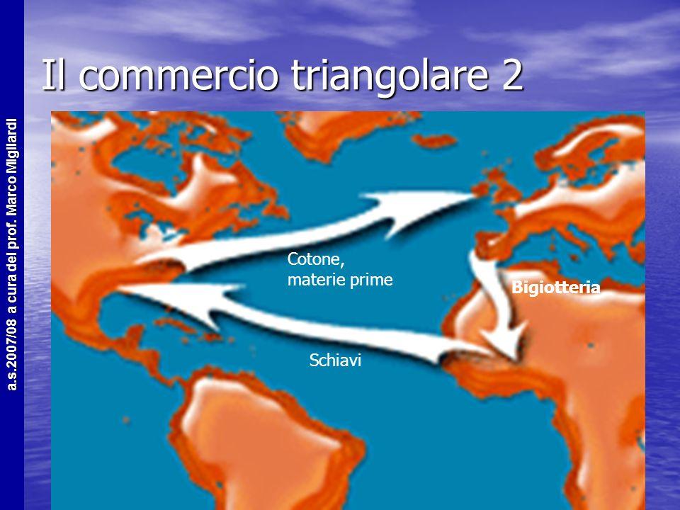 Il commercio triangolare 2