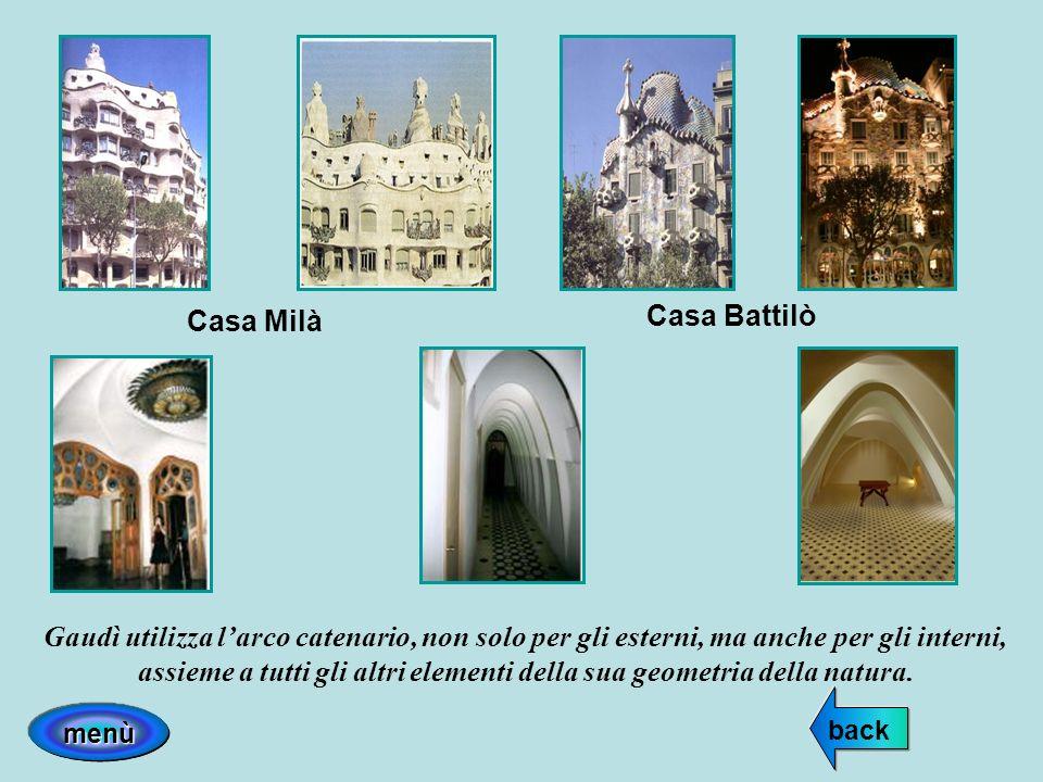 Casa Milà Casa Battilò.