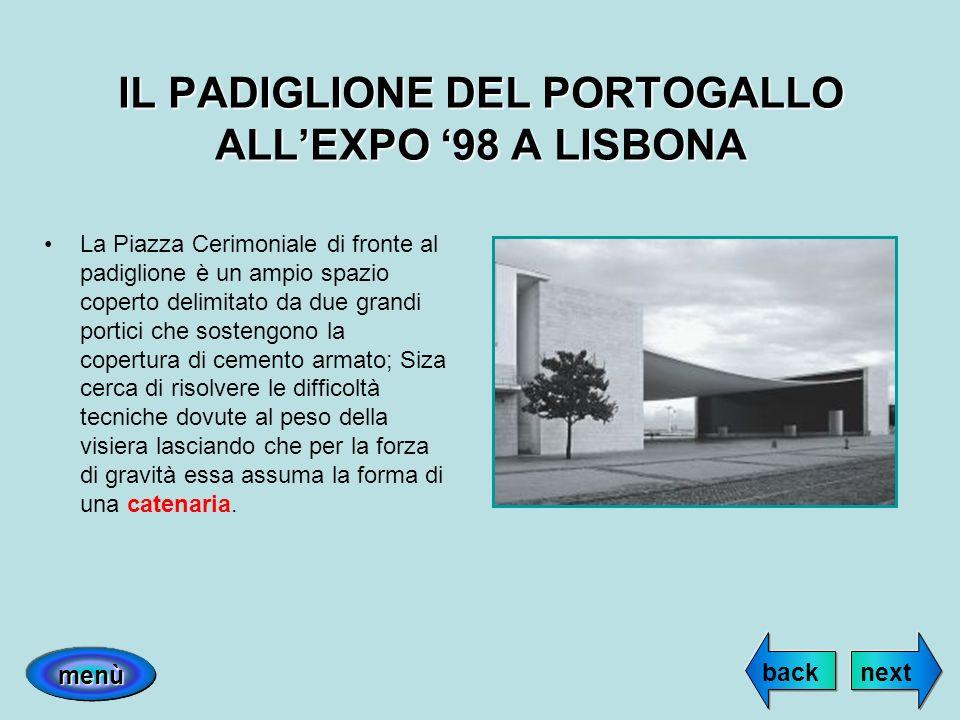 IL PADIGLIONE DEL PORTOGALLO ALL'EXPO '98 A LISBONA