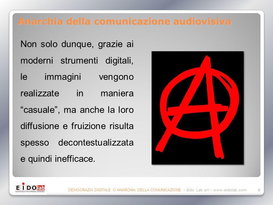 Anarchia della comunicazione audiovisiva