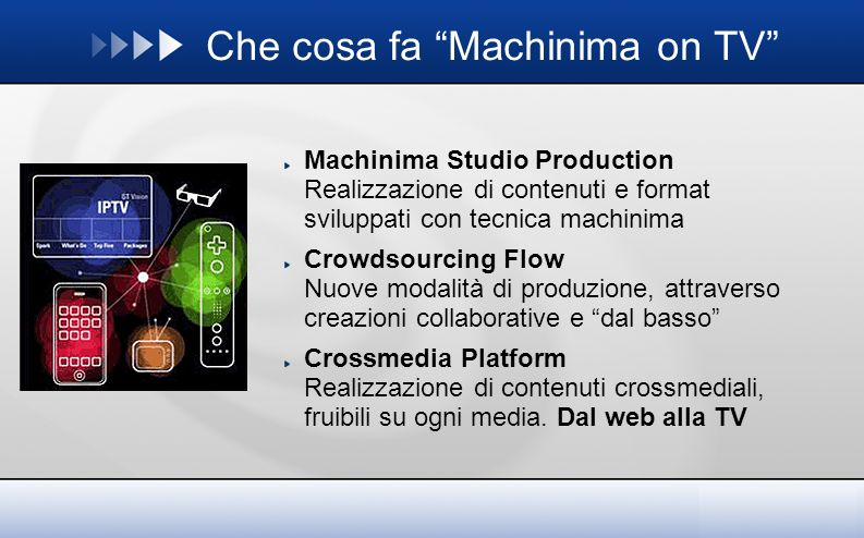 Che cosa fa Machinima on TV