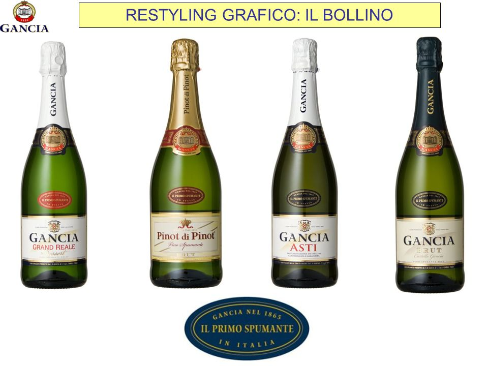 RESTYLING GRAFICO: IL BOLLINO