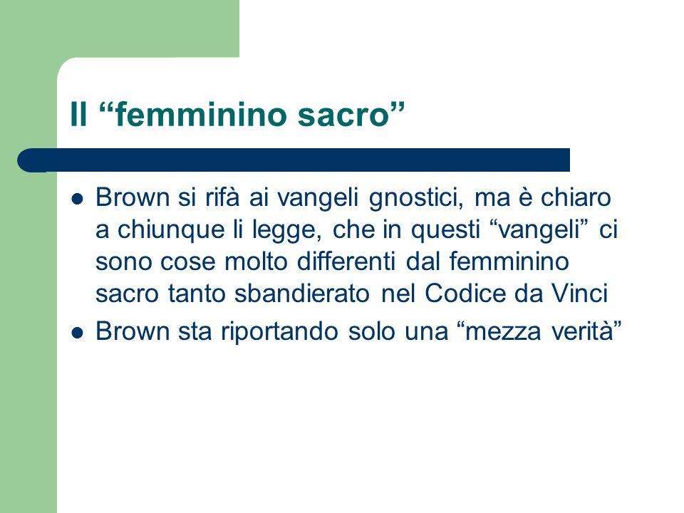 Il femminino sacro