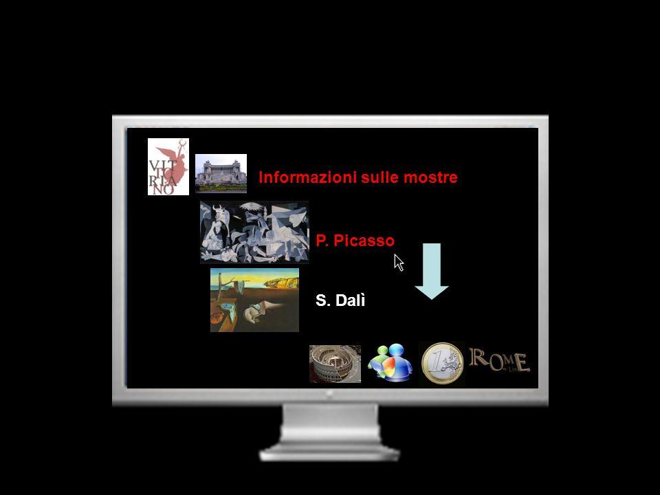 Informazioni sulle mostre