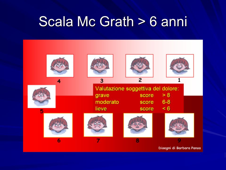 Scala Mc Grath > 6 anni