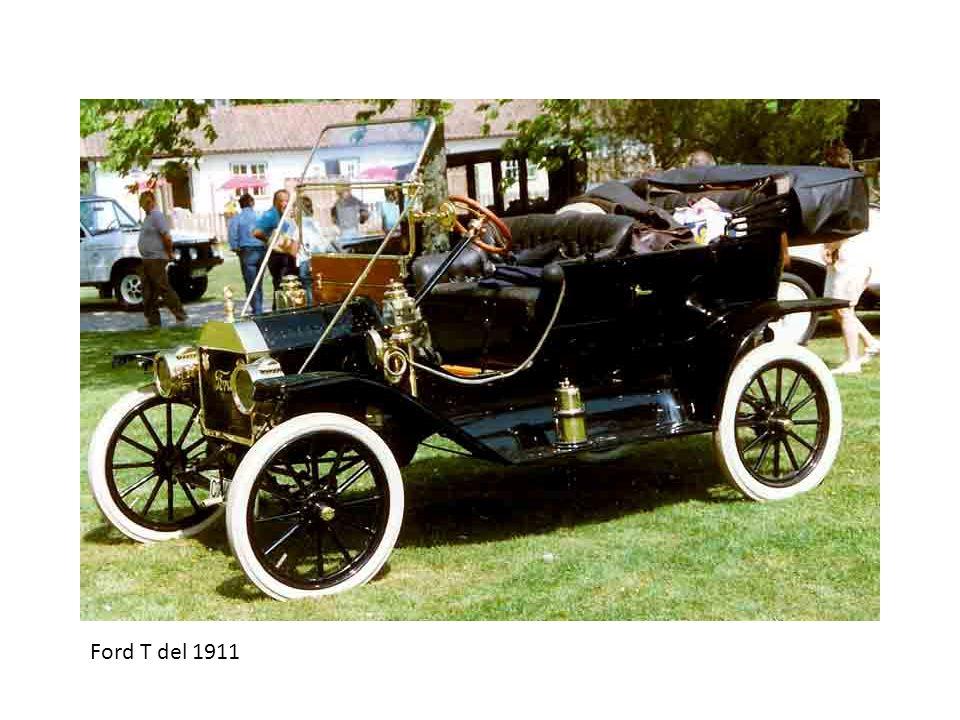 Ford T del 1911
