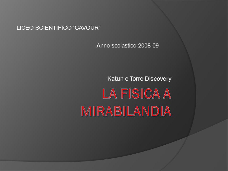La fisica a Mirabilandia