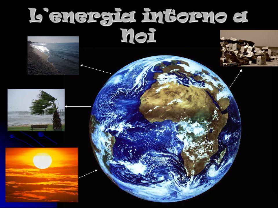 L'energia intorno a Noi