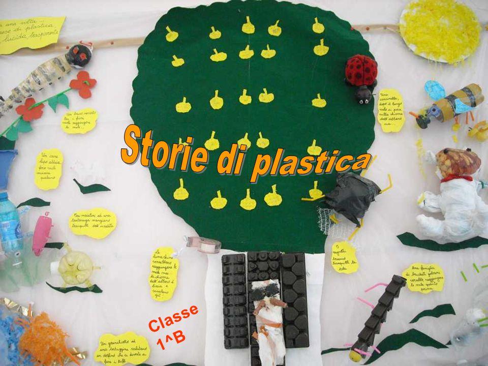 Storie di plastica Classe 1^B