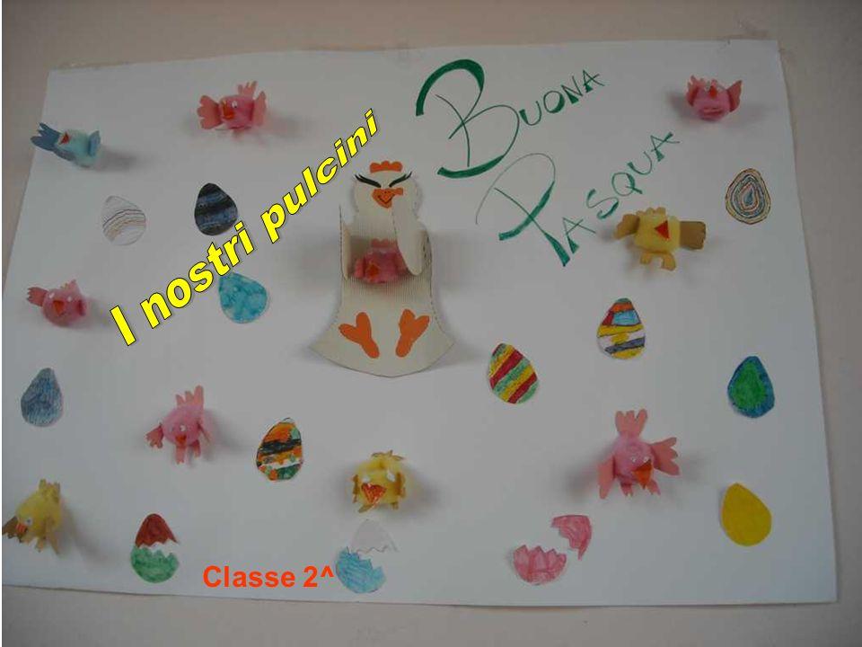 I nostri pulcini Classe 2^