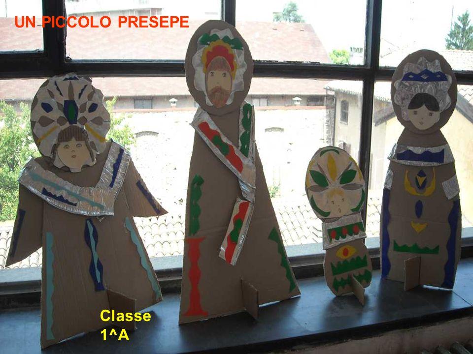 UN PICCOLO PRESEPE Classe 1^A