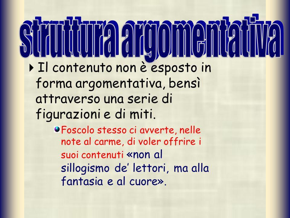 struttura argomentativa