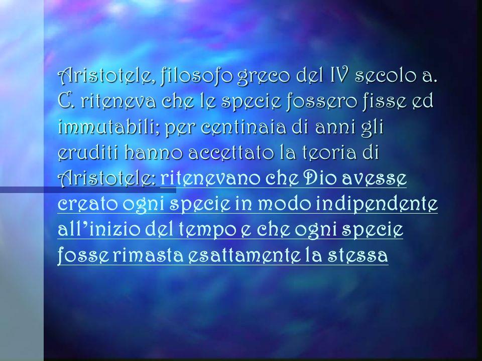 Aristotele, filosofo greco del IV secolo a. C