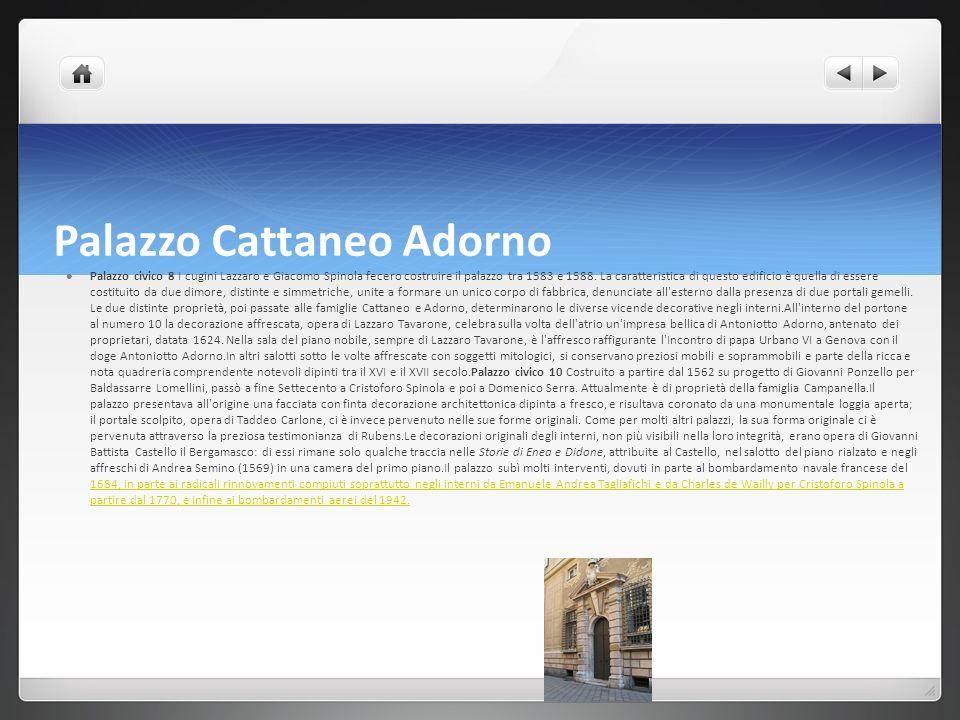 Palazzo Cattaneo Adorno